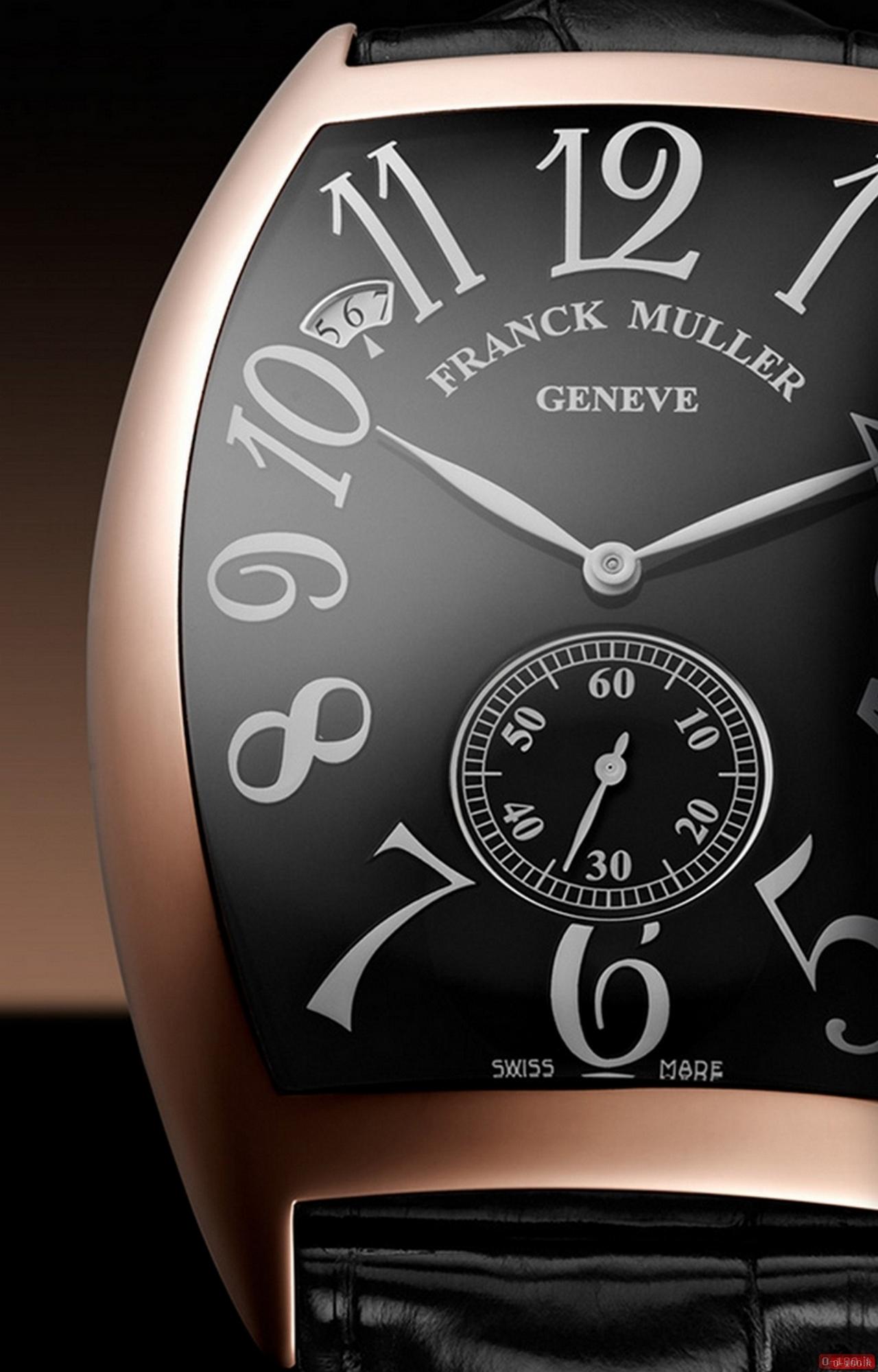 Franck Muller Vintage Curvex 7-giorni Power Reserve _0-1006