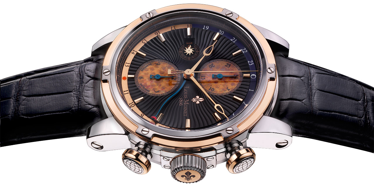 Geograph Australian Edition by Louis Moinet_0-1005
