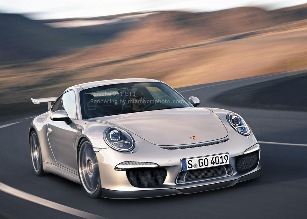 0-100.it | Porsche 991 GT3 2013