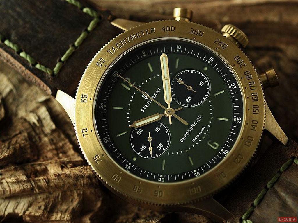 Steinhart Marine Chronometer Chronograph Bronzo_0-1001