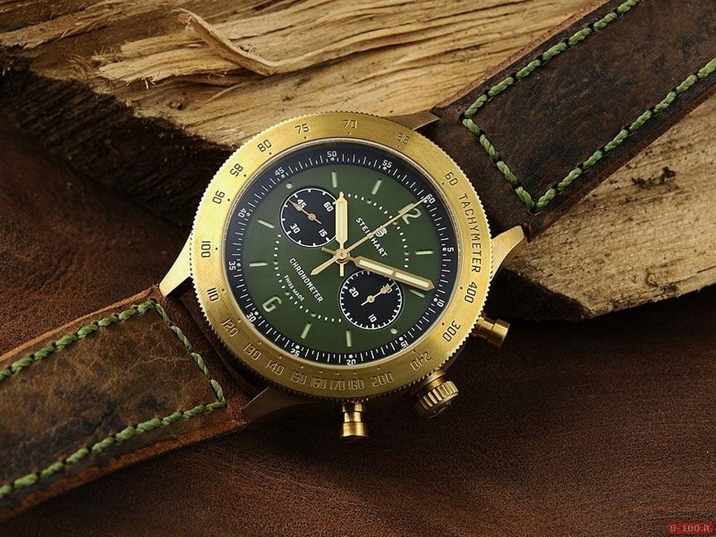 Steinhart Marine Chronometer Chronograph Bronzo_0-1002