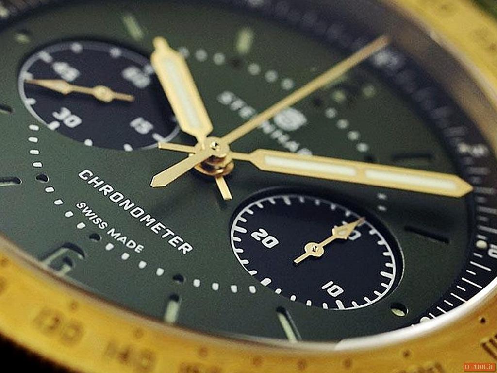 Steinhart Marine Chronometer Chronograph Bronzo_0-1004