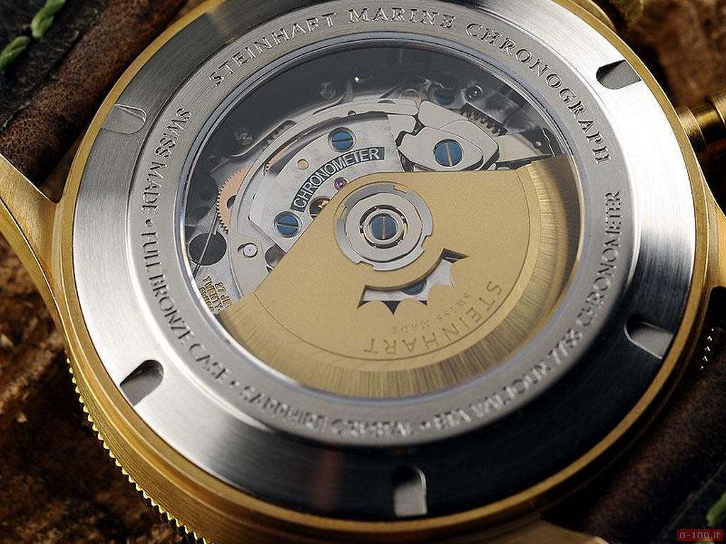 Steinhart Marine Chronometer Chronograph Bronzo_0-1005