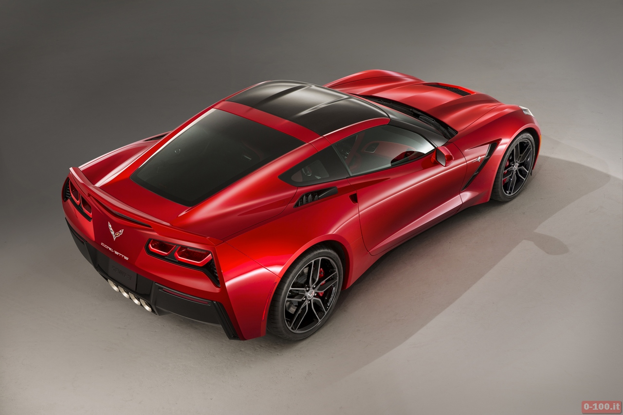 0-100.it | Corvette Stingray C7 2014