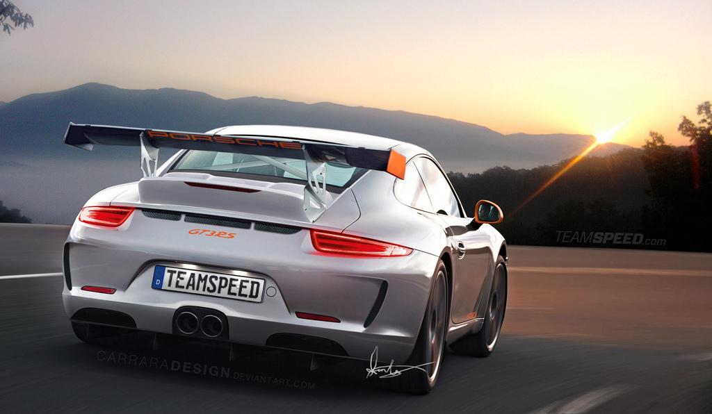 0-100.it | Porsche 991 GT3 RS 2013