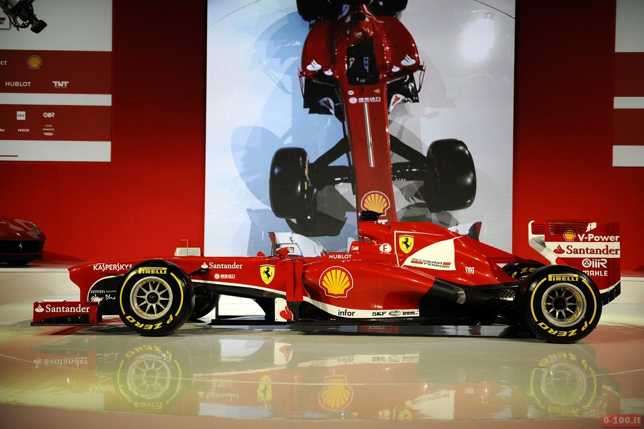 0-100.it | Ferrari F138 2013 - Fernando Alonso / Felipe Massa