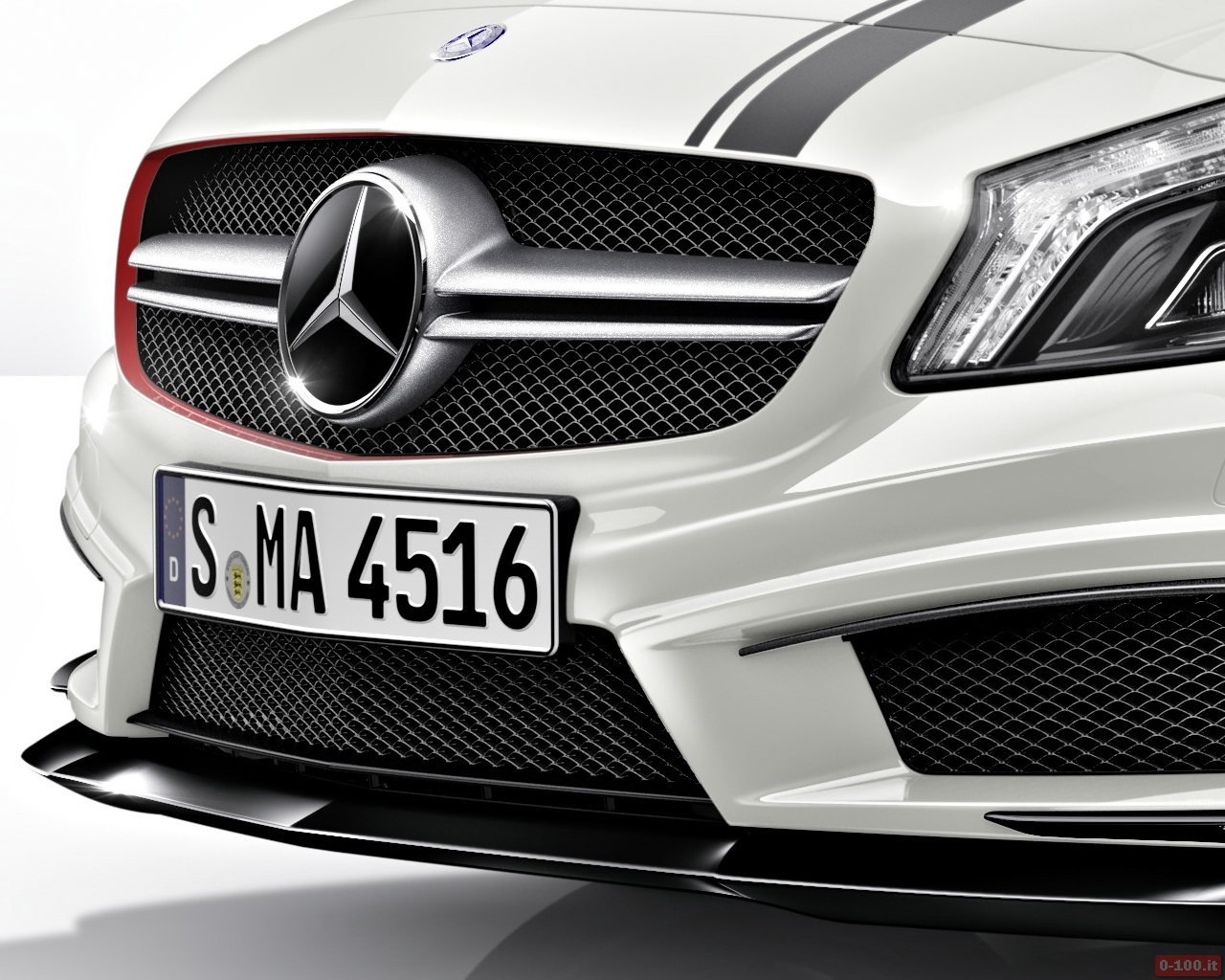 Mercedes-Benz A 45 AMG (W 176) 2013