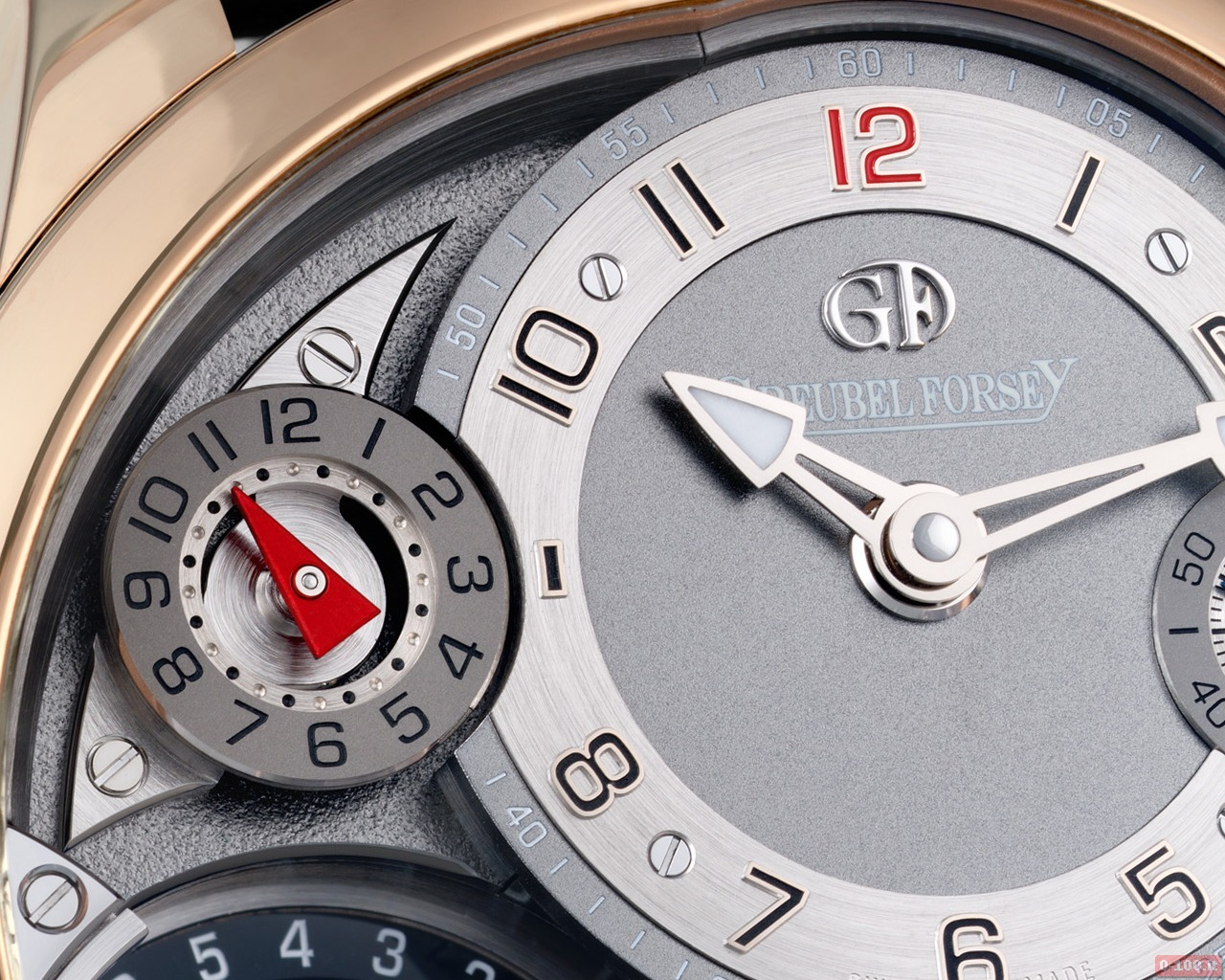 0-100.IT   Greubel Forsey GMT Oro Rosso