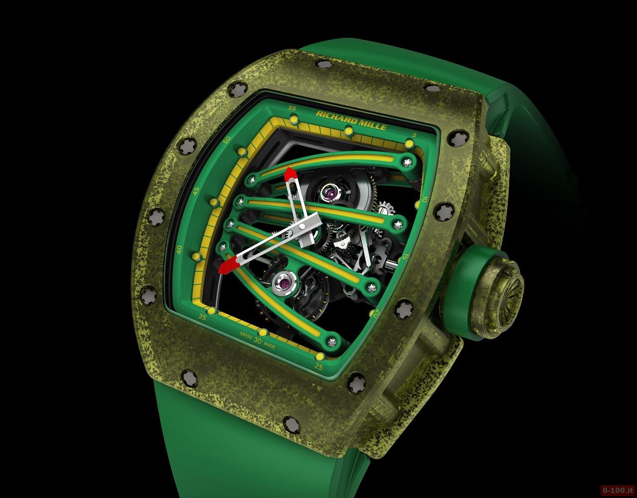 0-100.it   Richard Mille RM 059-01 Yohan Blake Tourbillon