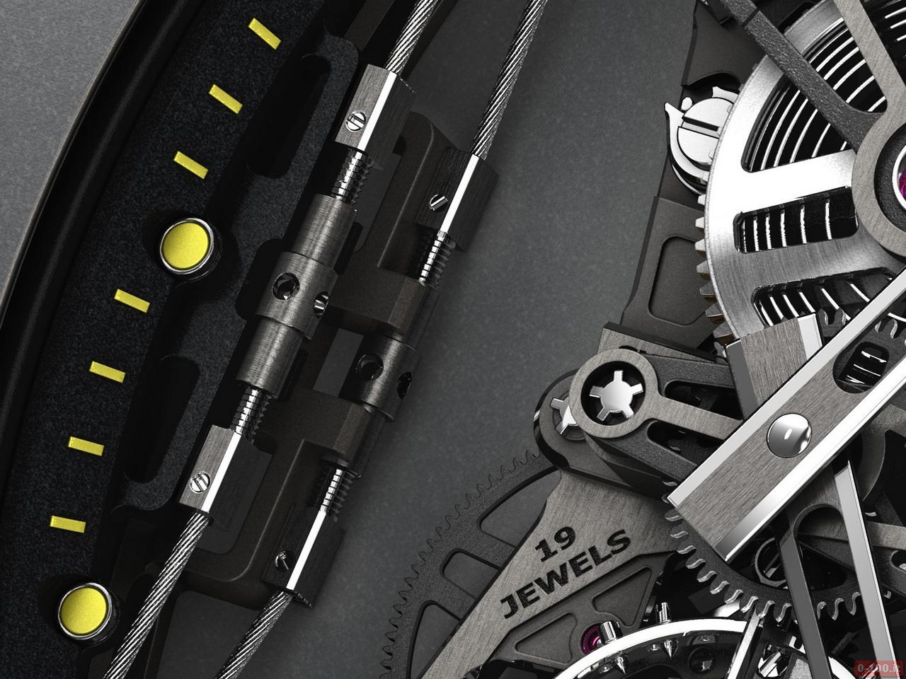 0-100.it   Richard Mille Tourbillon RM 027-01 Rafael Nadal