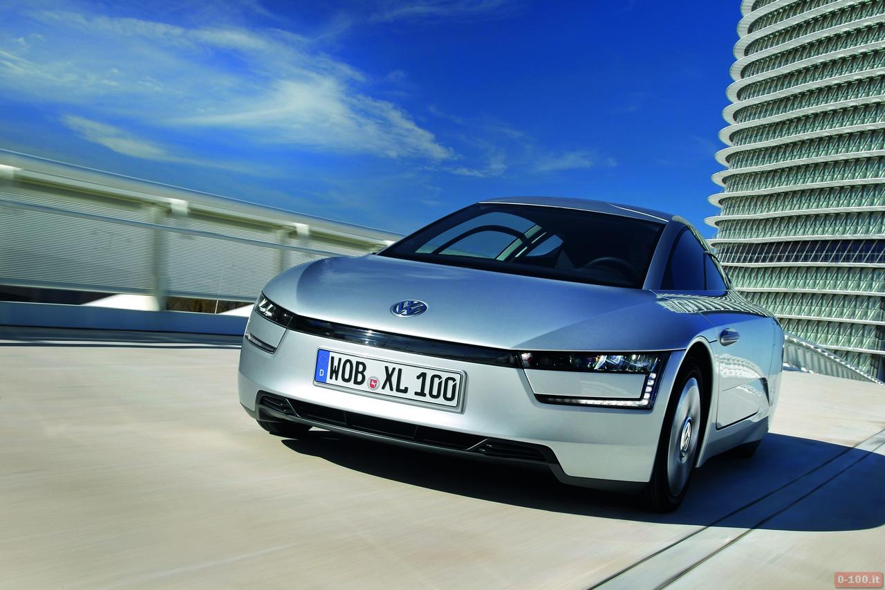 Der neue Volkswagen XL1