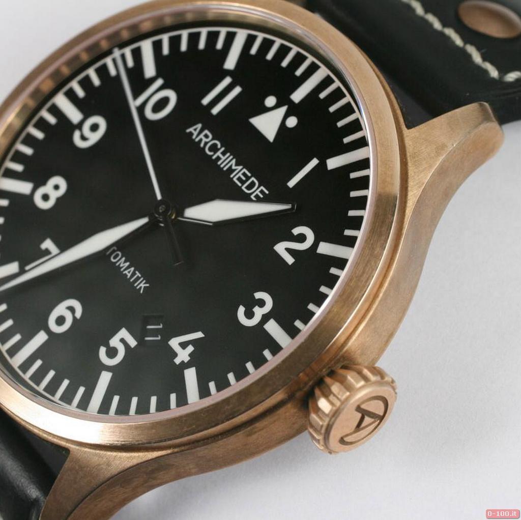 Archimede Pilot 42 Bronze_0-100 5
