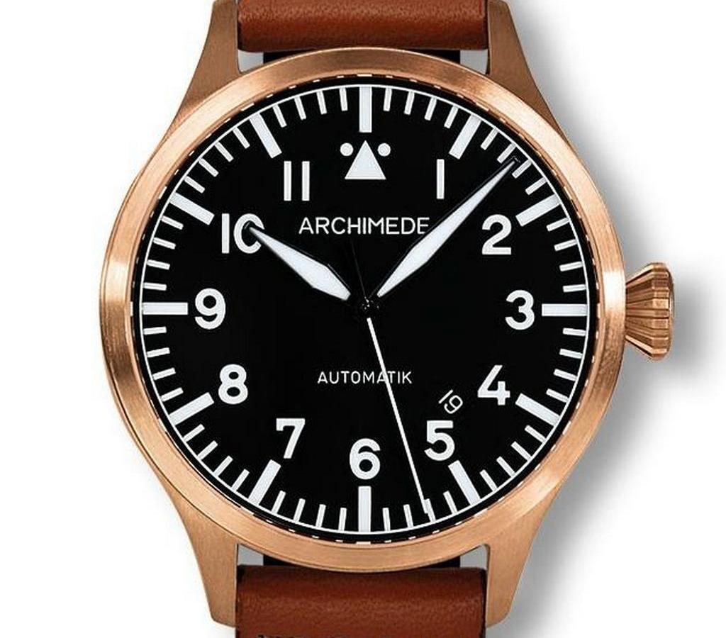 Archimede Pilot 42 Bronze_0-100