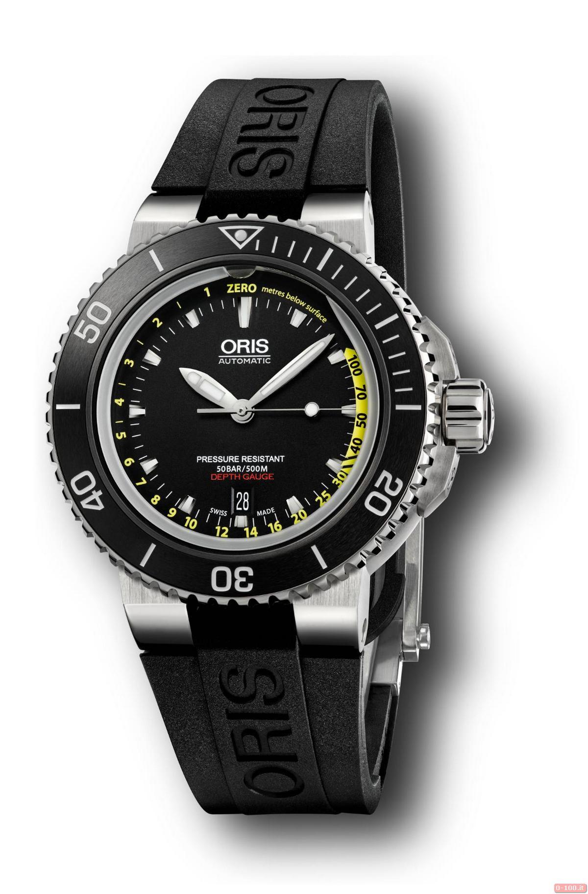Oris Aquis Depth Gauge _0-1001