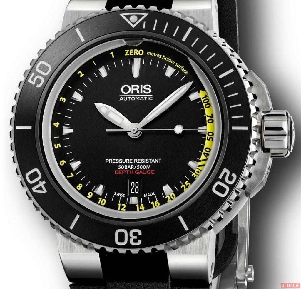 Oris Aquis Depth Gauge _0-1002
