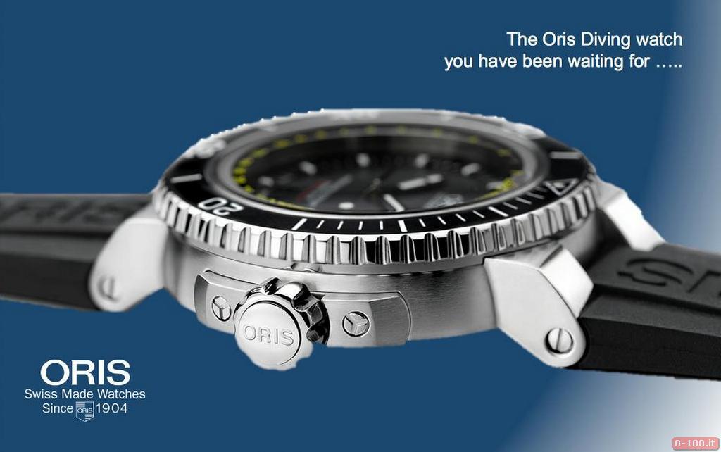 Oris Aquis Depth Gauge _0-1004