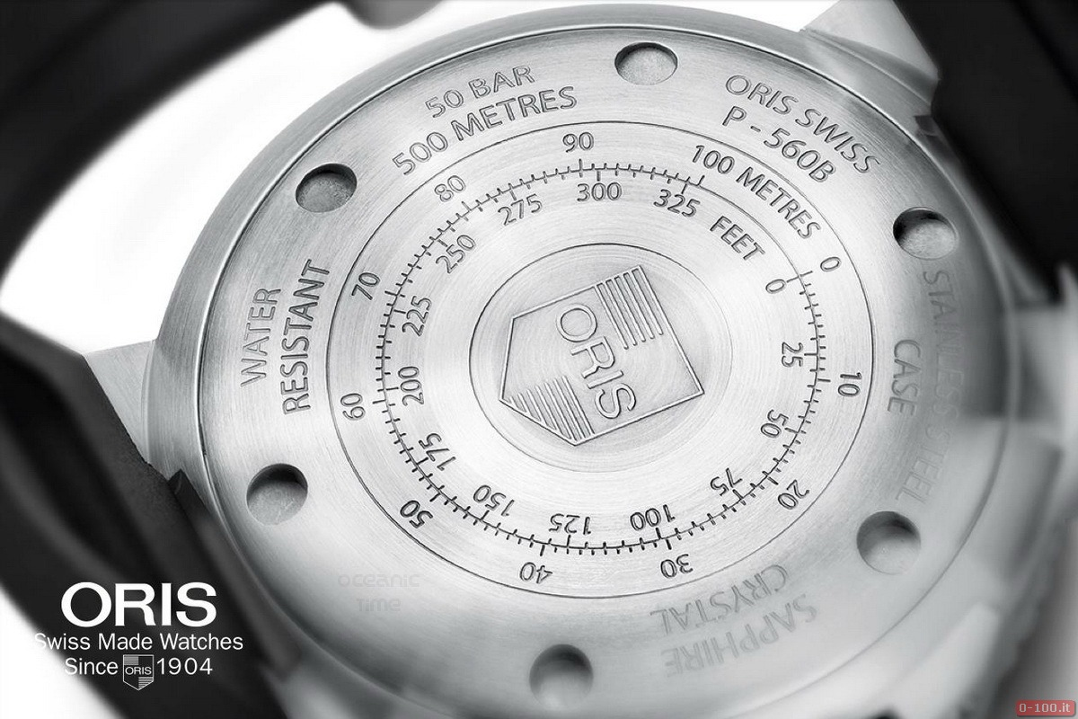 Oris Aquis Depth Gauge _0-1005