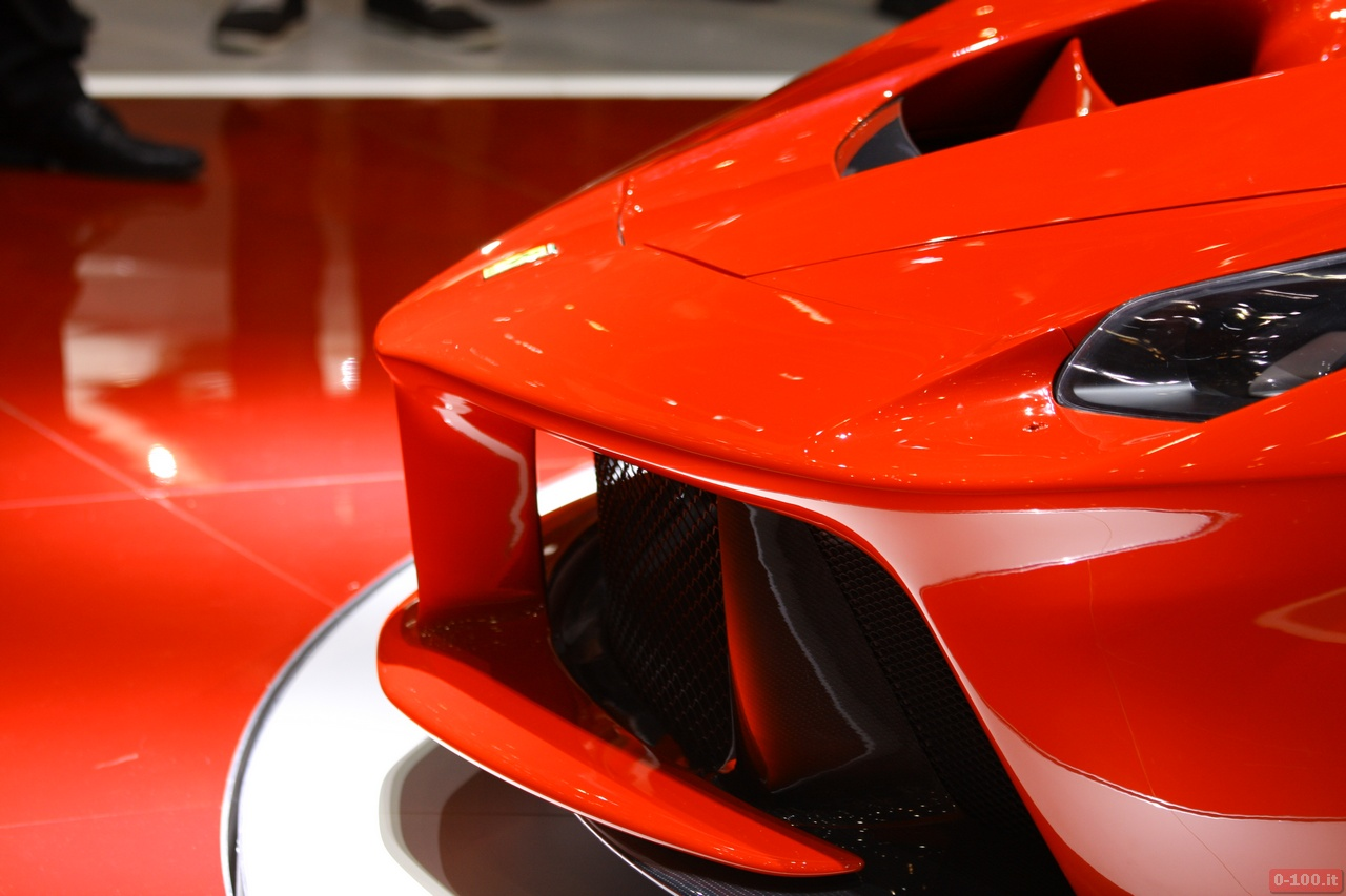 0-100.it | Salone di Ginevra 2013 - Ferrari LaFerrari