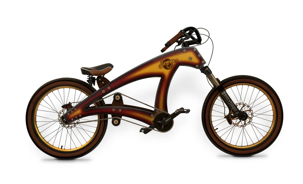Sawyer Beachcruiser _0-100 10