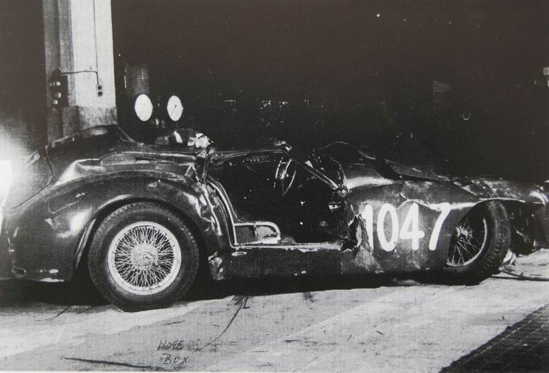 Mille Miglia 1948: Sanesi - Zanardi, #1047 (telaio 920001)