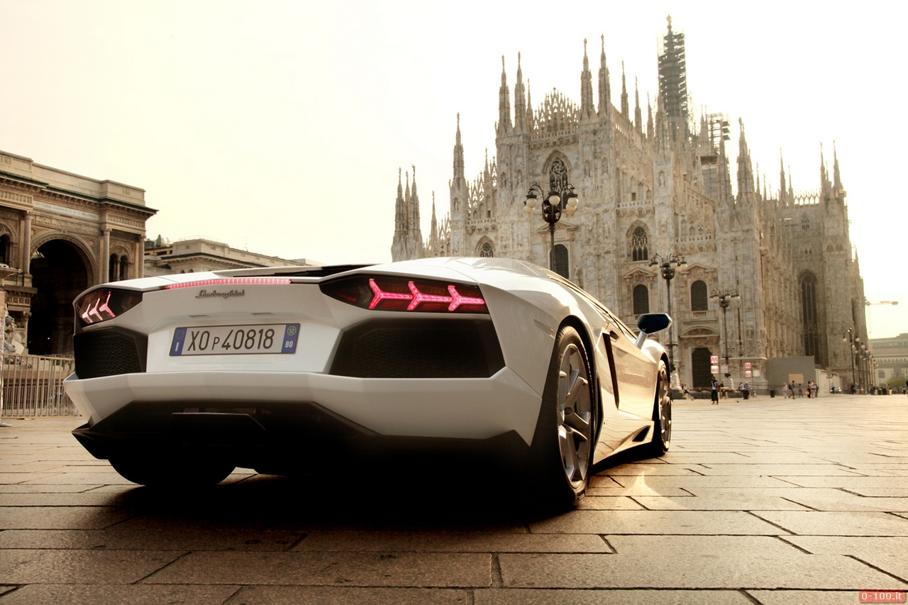 Lamborghini 50th Anniversary Grand Tour_0-100