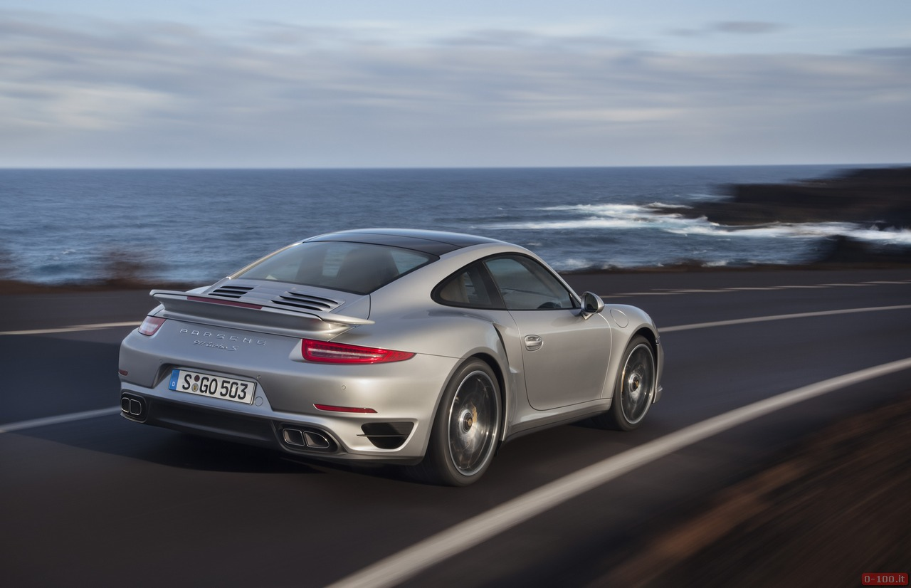 Porsche_911 Turbo S Coupè_0-100