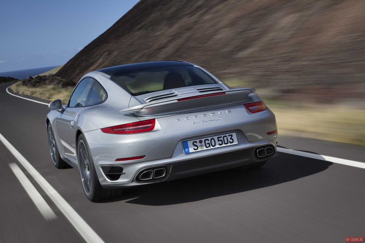 Porsche_911 Turbo S Coupè_0-100