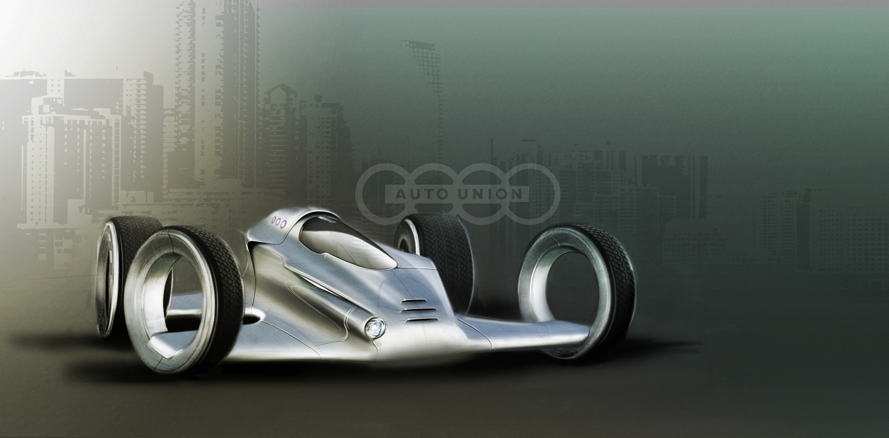 Audi Auto Union race car of the future, by Peter Ten Klooster_0-100_1