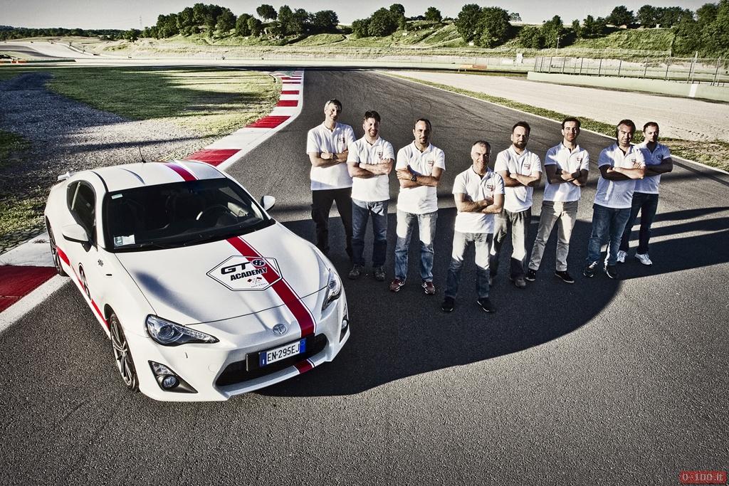Nasce GT86 Academy, il club ufficiale di Toyota Motor Italia_0-100_2