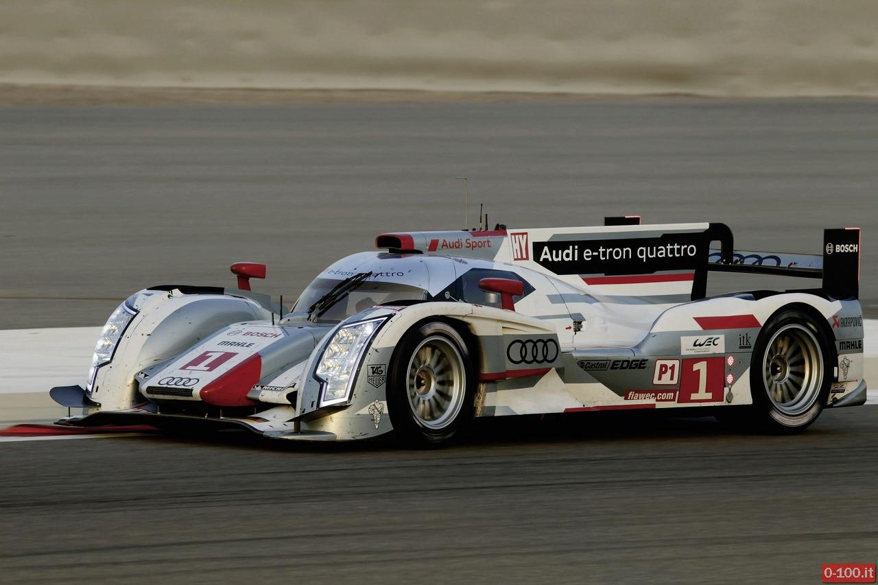 Vorfreude bei Audi auf Japan-Premiere/Nach dem fuenften Saisonsieg in der FIA-Langstrecken-Weltmeisterschaft WEC reist Audi mit grosser Vorfreude nach Japan. Beim siebten von acht Saisonlaeufen am 14. Oktober feiert das Werksteam seine Rennsport-Premiere