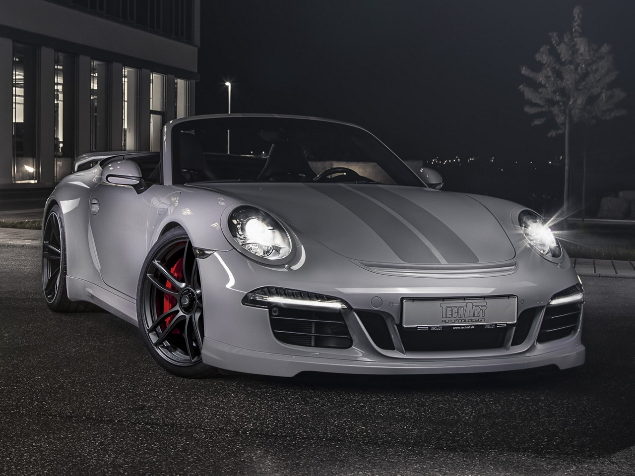 TECHART_for_911_GTS_front