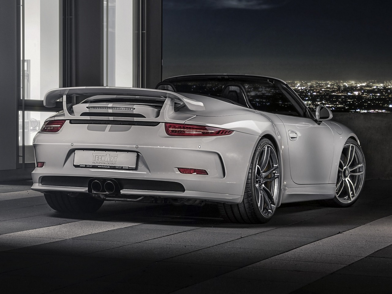 TECHART_for_911_GTS_rear