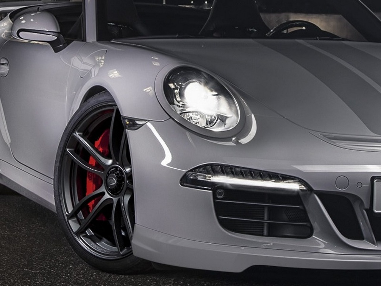 TECHART_forxcv_911_GTS_front