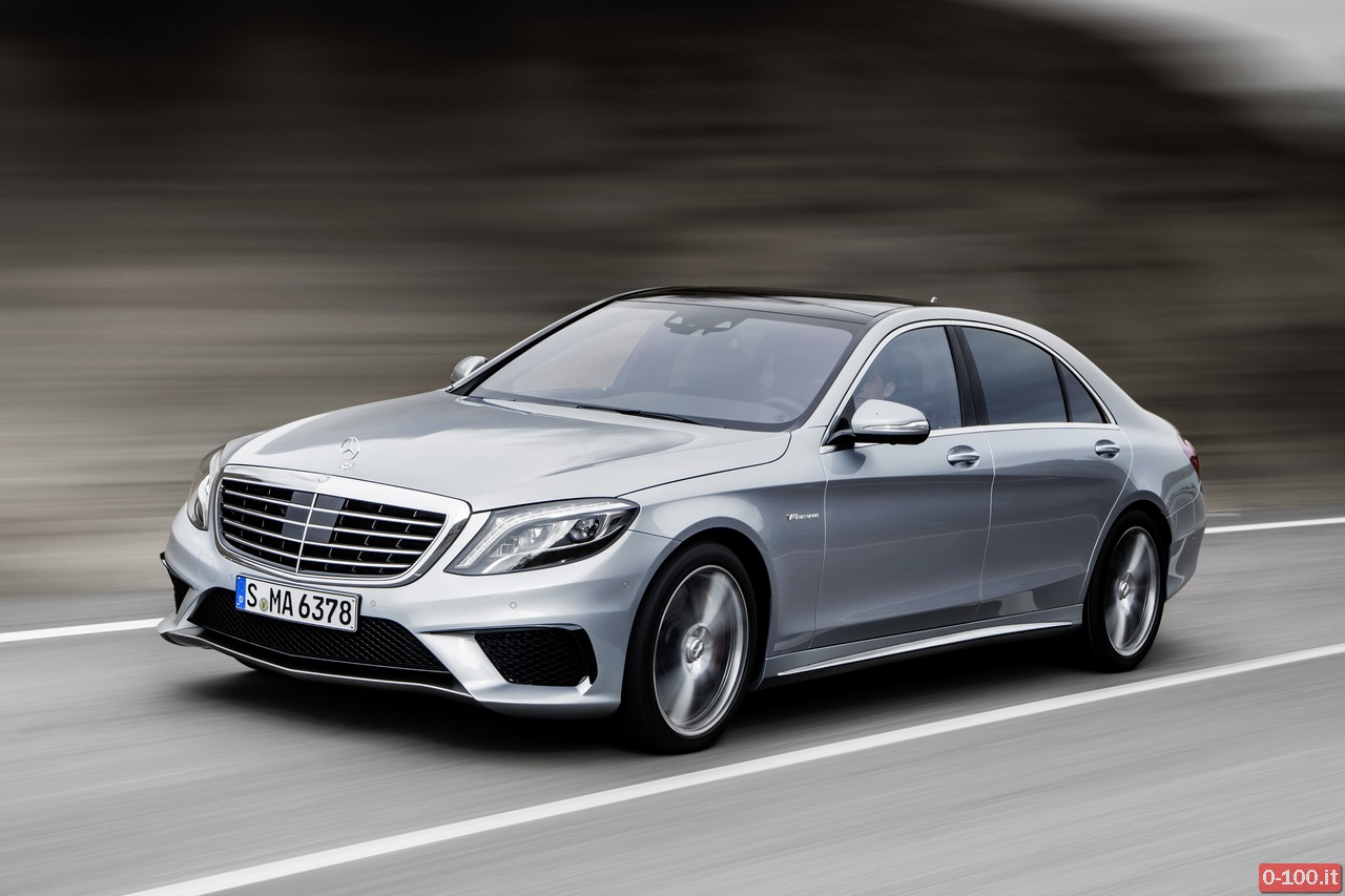 Mercedes-Benz S 63 AMG (V221) 2013