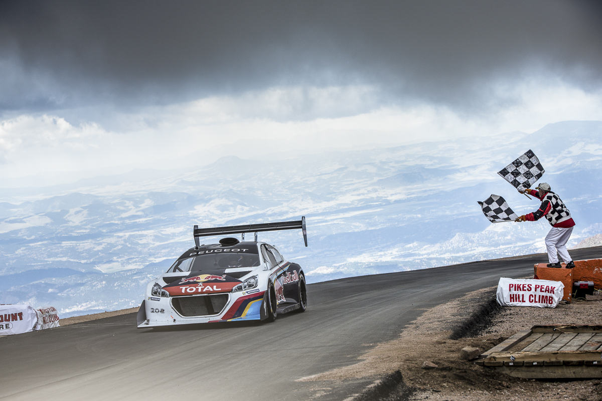 Sebastien Loeb - Action