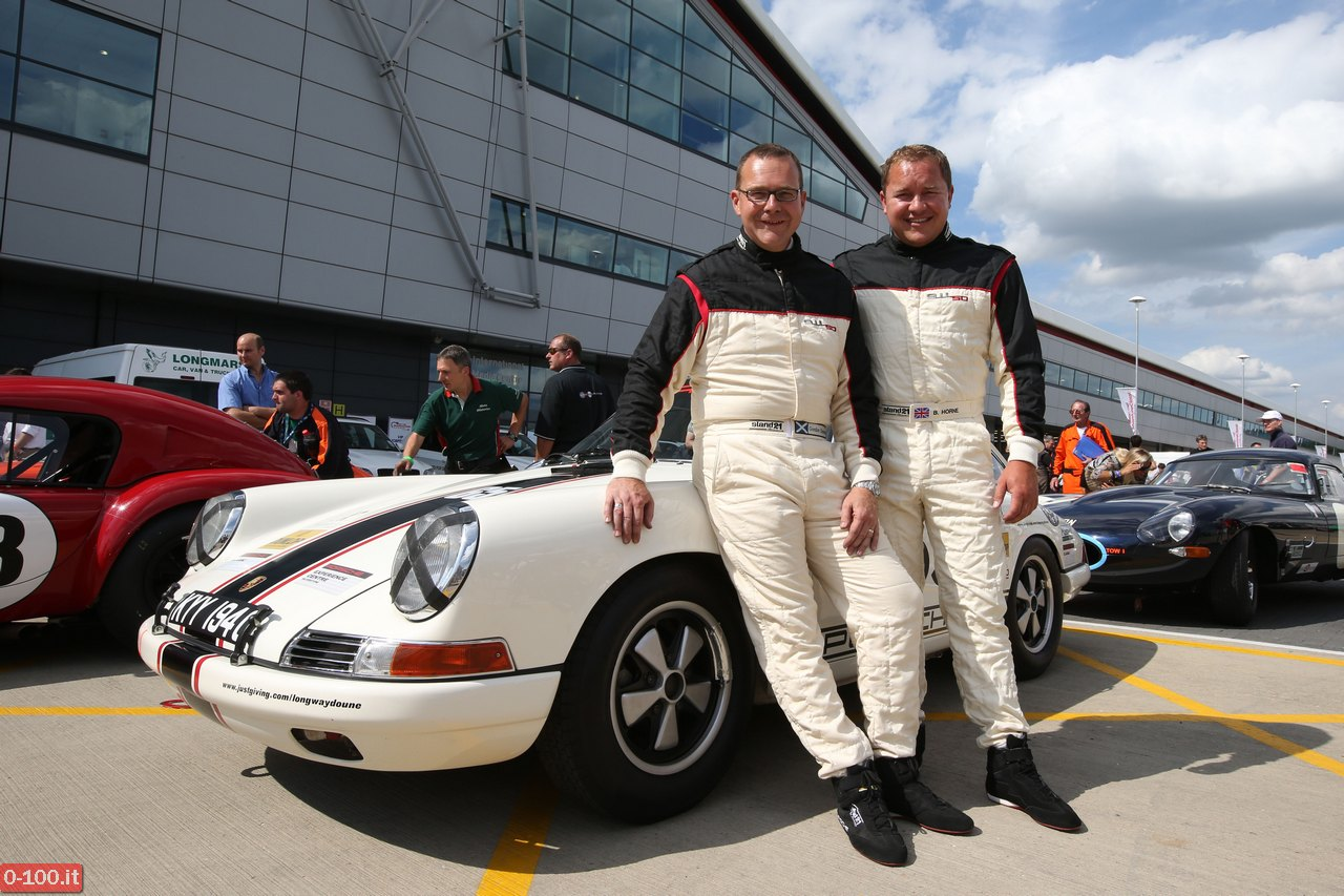 Barrie Horne/Gordon Robertson Porsche 911