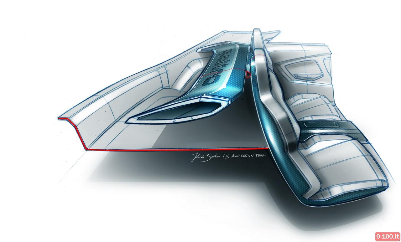 Audi Showcar IAA 2013