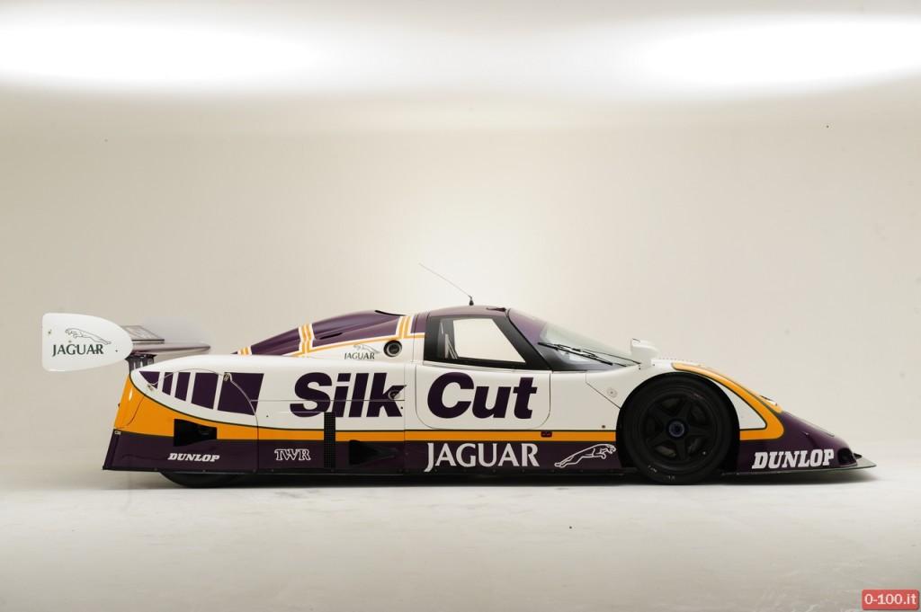 Bonhams 1793 at Goodwood Revival 2013: Jaguar XJR-8 ...