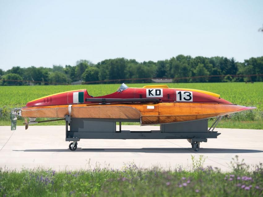 1958 Timossi-Maserati KD-13 Hydroplane_0-100_8