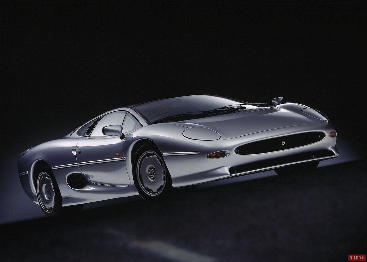 Jaguar_XJ220_0-100