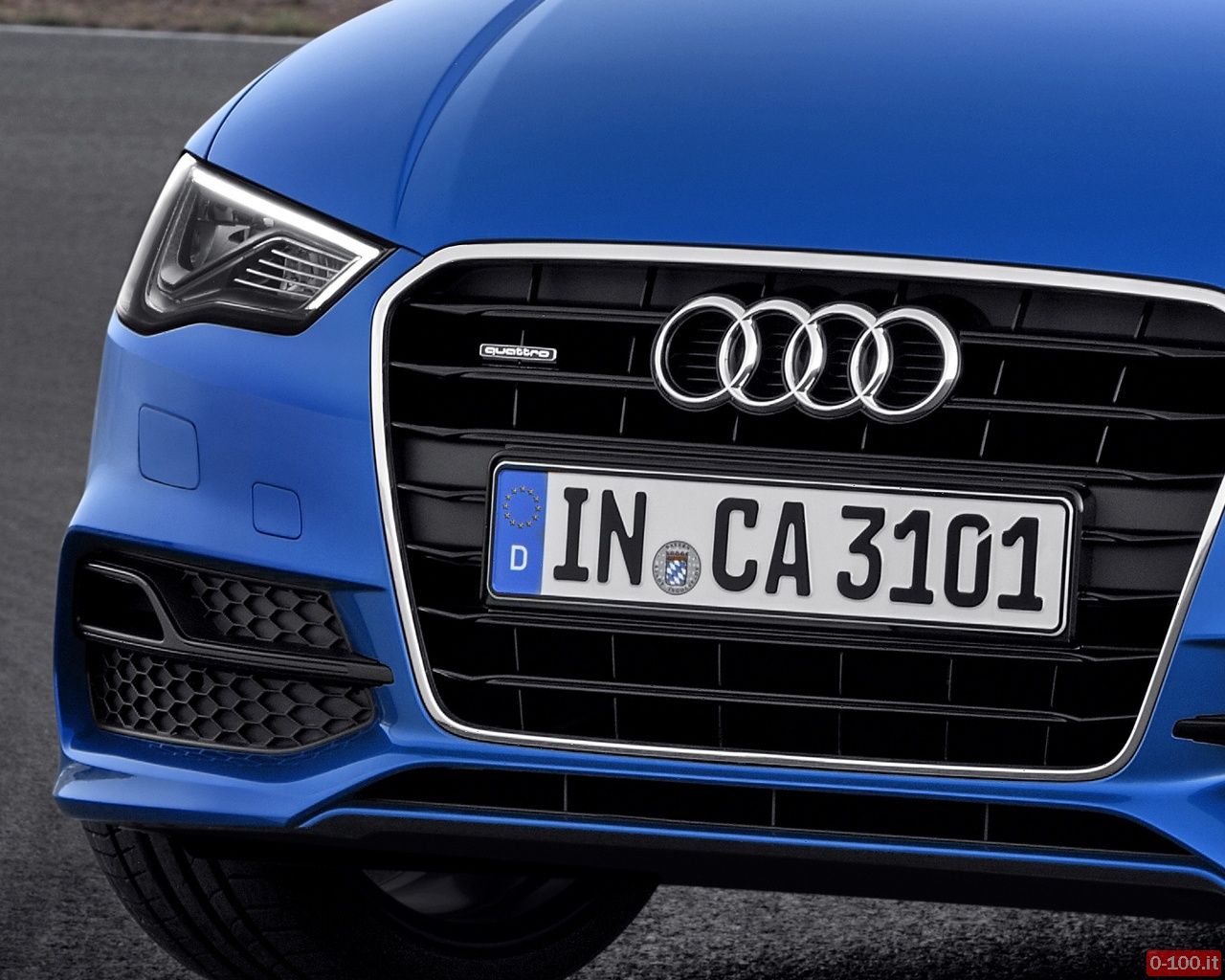 Audi A3 Cabriolet 2.0 TFSI quattro