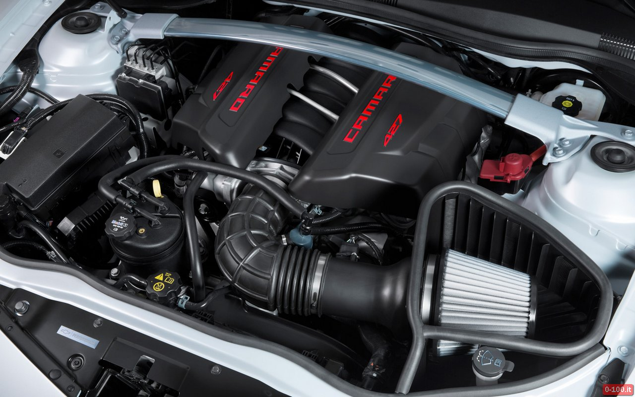2014-Chevrolet-Camaro-Z28-engine