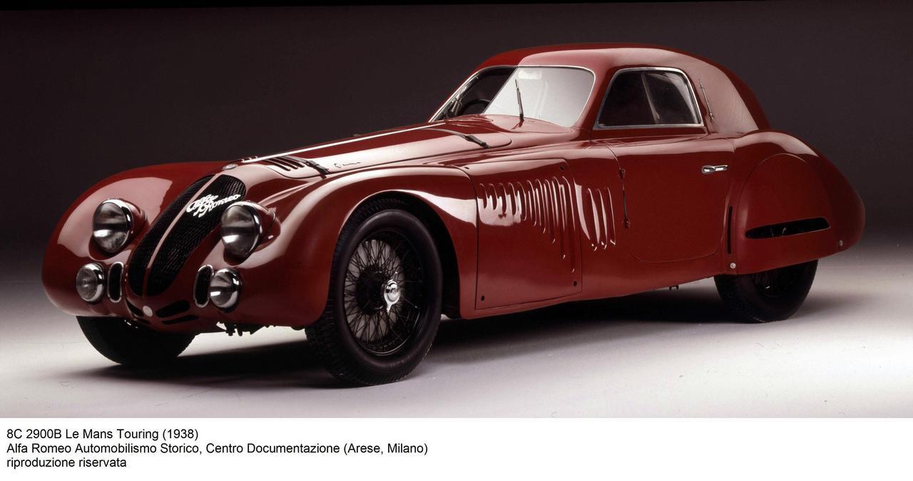 AlfaRomeo-8C 2900B Le Mans Touring-1938_0-100