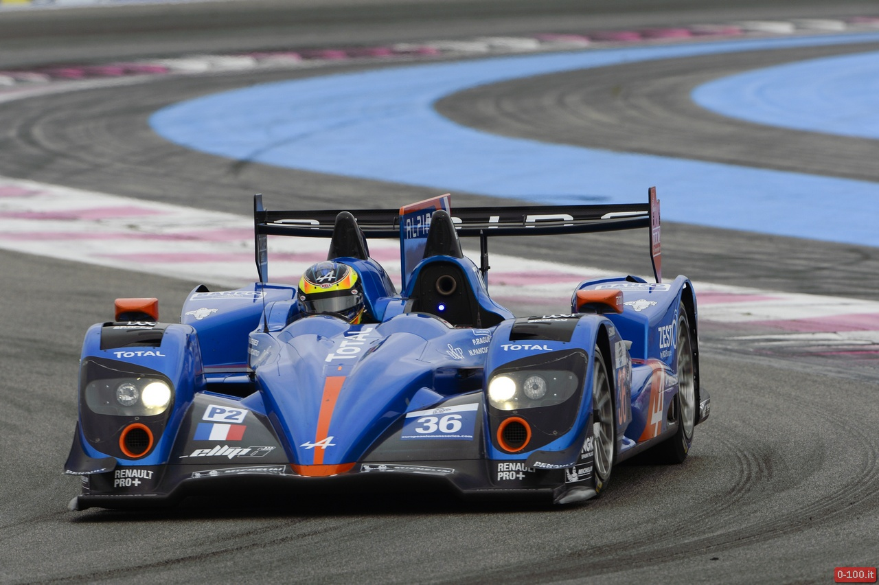 MOTORSPORT - 3 HOURS OF LE CASTELLET ELMS 2013