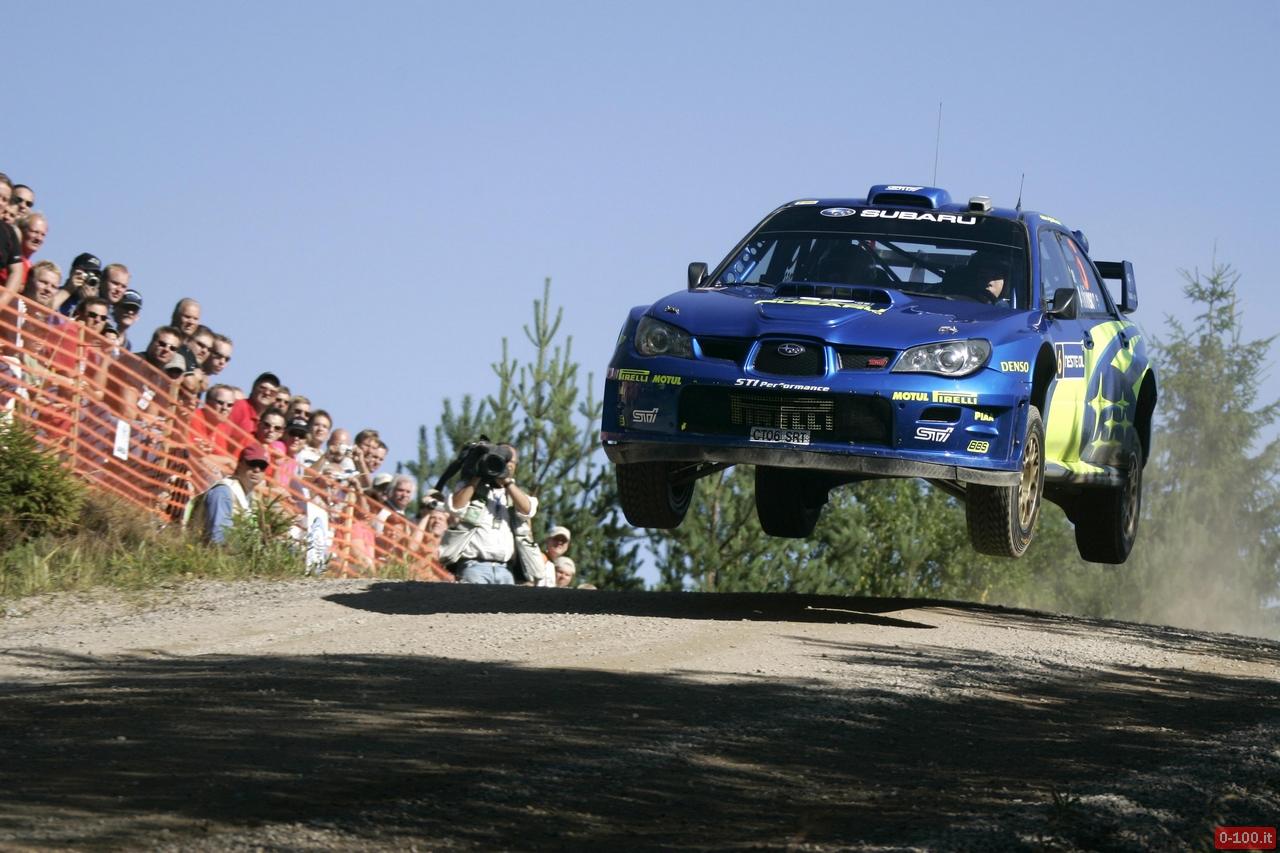 Neste Oil Rally Finland