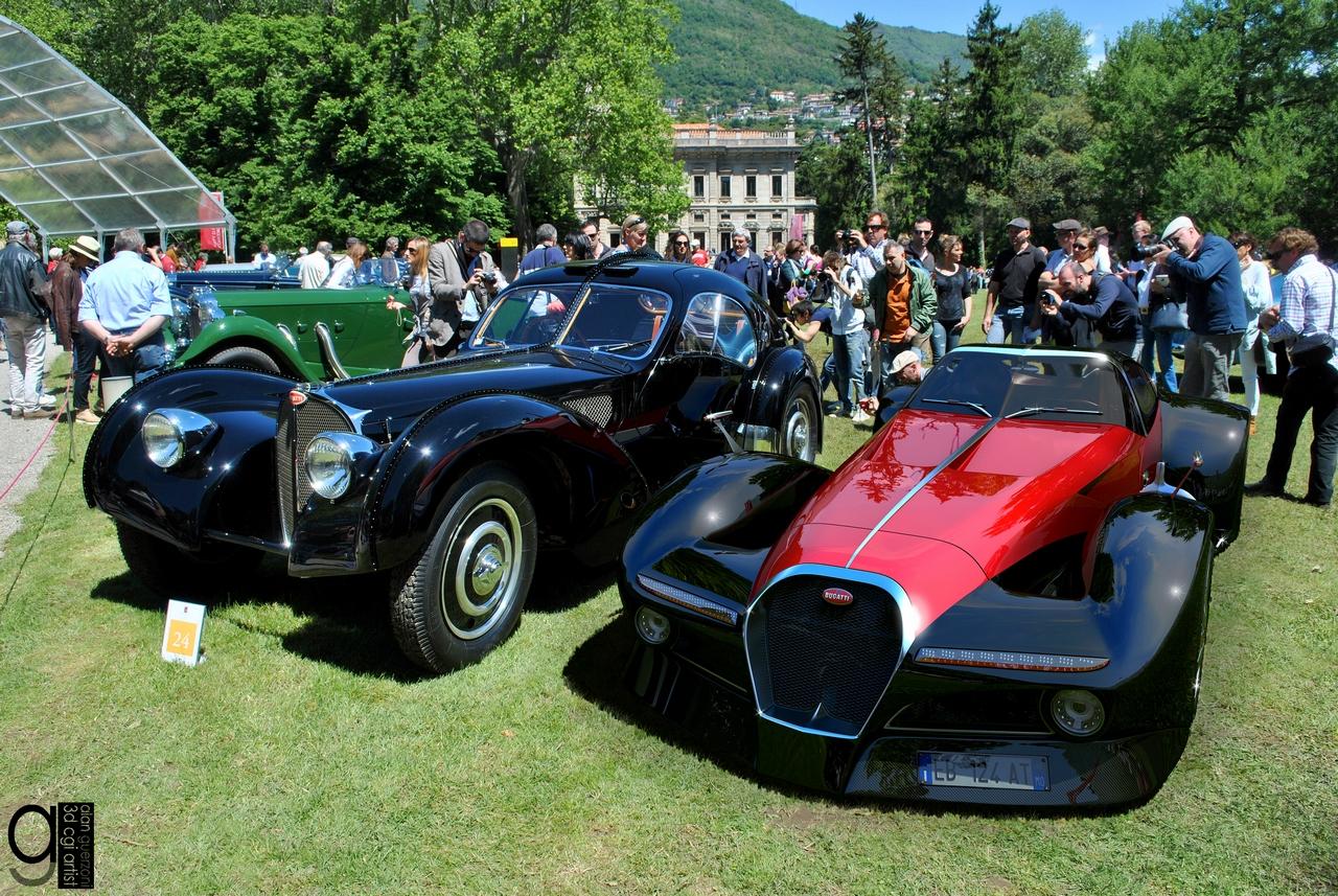 Bugatti 12.4 Atlantique Concept by Alan Guerzoni _10-100