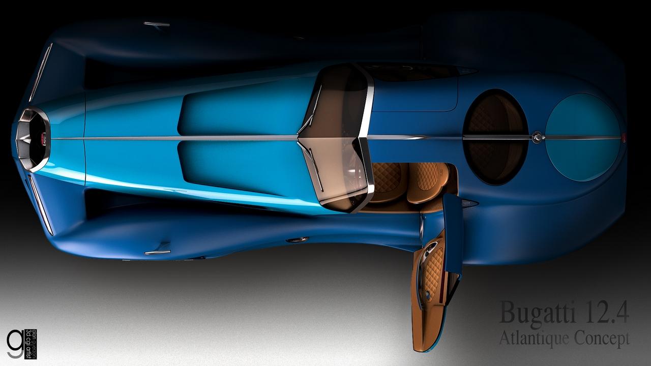 Bugatti 12.4 Atlantique Concept by Alan Guerzoni _140-100