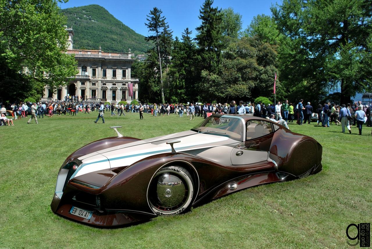 Bugatti 12.4 Atlantique Concept by Alan Guerzoni _30-100