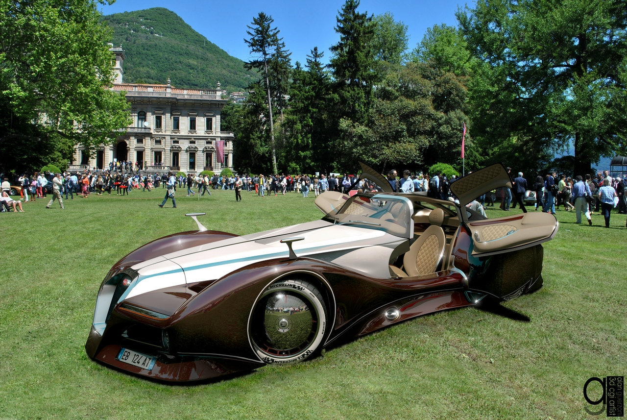 Bugatti 12.4 Atlantique Concept by Alan Guerzoni _40-100