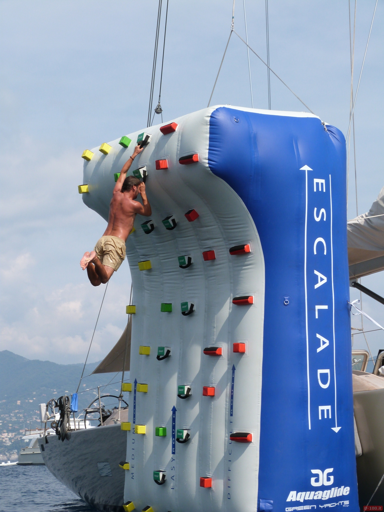 Climbing Wall by GreenYachts__0-1002